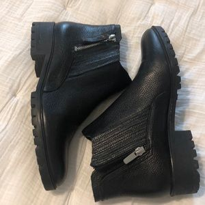 Marc Fisher Shoes - Marc Fisher leather bootie